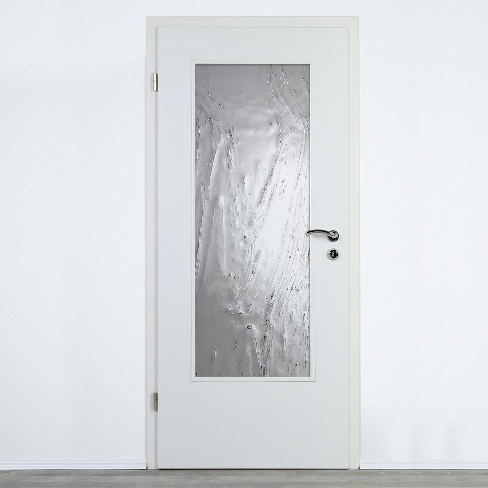 verglasung glaseinsatz f r holzt ren altdeutsch k weiss lichtausschnitt esg ebay. Black Bedroom Furniture Sets. Home Design Ideas